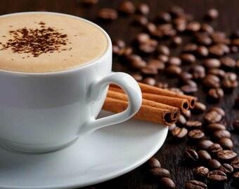 Cafe Mocha Bubble Tea Kit (for 6 drinks including tapioca pearls and jumbo straws)