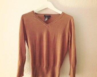 Favorite Brown Sweater
