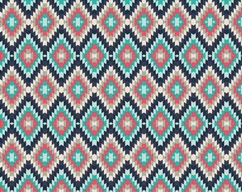 KNIT Kilim Inherit by Art Gallery Fabrics x 25cm
