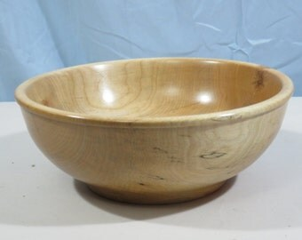 maple bowl #2