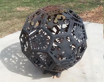 Metal Fireballs/Burn Pits
