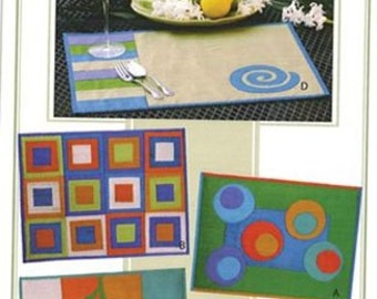 Silk Therapy For Dining Placemats Pattern