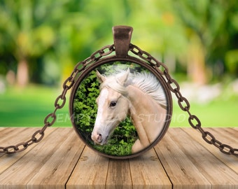 Palomino Horse Etsy