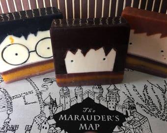 Harry Potter Soap