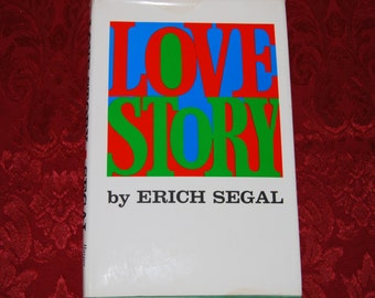Love Story by Erich Segal First Edition