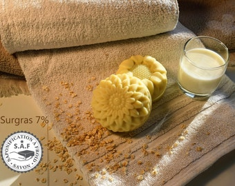 Victoria - SOAP Superfatted 7%, enriched with organic oat milk