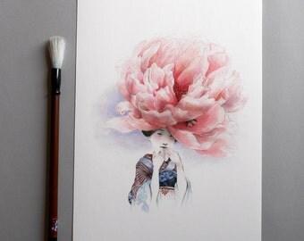 Kibo - Fine Art Print