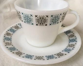 JUN JIE Cup and saucer