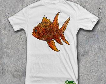 Oasis Goldfish Biomechanical Series T-Shirt