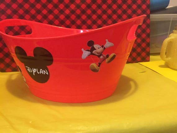mickey mouse birthday basket mickey mouse basket disney birthday basket disney disney basket personalized gift basket honeymoon gift