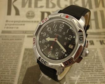 Soviet watch, Vostok watch, ussr watch, vintage watch, military watch, mens watch, russian watch, wrist watch, wrist watches, rare watch