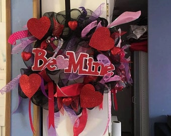 Valentine Wreath No 11