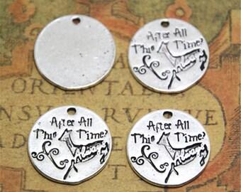 15pcs HP Charms silver tone Severus Snape charm pendant 20mm ASD2465