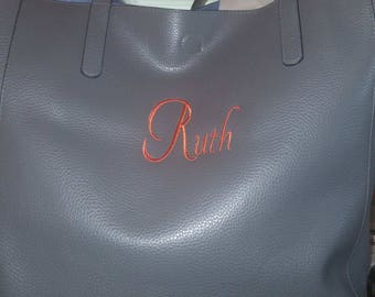 Large Customized Tote Bag