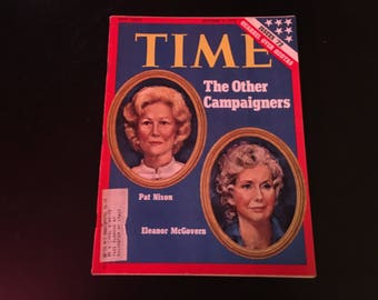 Time Magazine October 9 1972