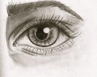 Modern Eye Art