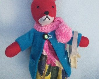 Fiona the Fox doll