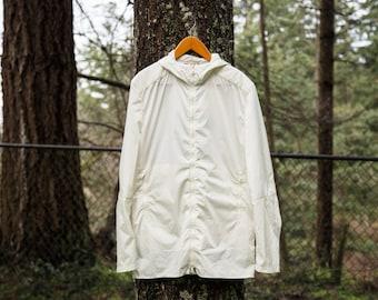 Timeless Vintage Authentic Prada Teflon Lightweight Nylon Jacket Size Men's M-L Brand New With Tags