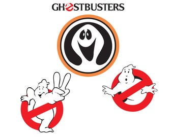 Ghostbusters svg,png,jpg,eps format for Design/ Print/ Silhouette Cameo/Cricut /Wall art and Many More