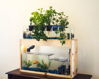 Indoor Herb Planter Impressive Herb Planter  Etsy Inspiration Design