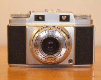 1959 AGFA Super Silette range finder camera