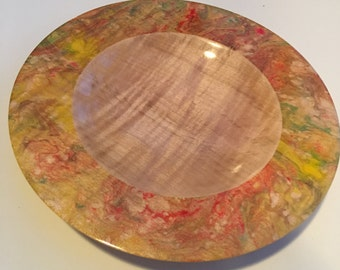 Sycamore Marbled Ink Bowl