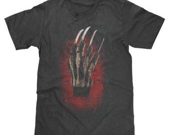 Freddy Krueger Claw T-Shirt A Nightmare on Elm Street