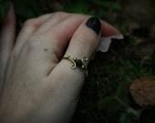 Lavastein Feen Ring
