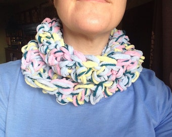Chaffinch Chunky Cowl