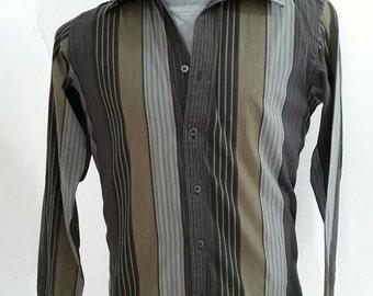 Vintage Mens TED BAKER Shirt Size 3