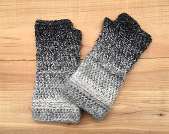 Fingerless Gloves, Custom Made, Wrist Warmers, Womens, Winter Accessories, Gift for Her