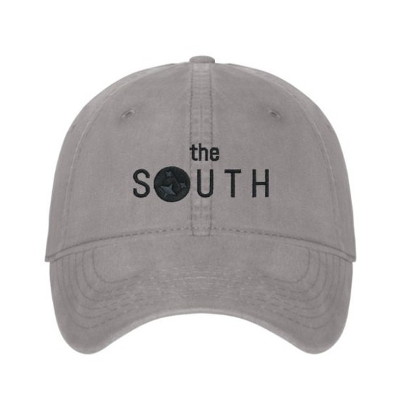 Capitol Company 'the South' Cap//Nashville Southern Activewear- Blue or Gray