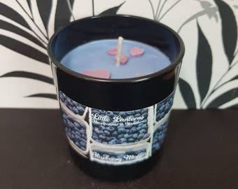 Blueberry Muffin Medium Candle