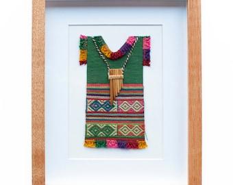 Peruvian Art - Handmade frames