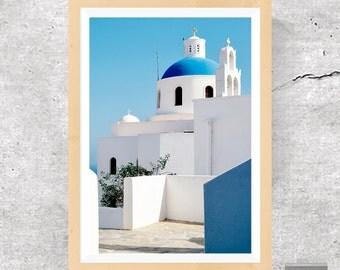Santorini, Santorini Print, Santorini Photo, Santorini Poster, Greece, Greece Print, Greece Photo, Greece Poster, Greek House, Printable