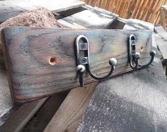 Rustic Modern Coat Hanger