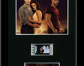 Twilight Breaking Dawn 35mm Mounted Film Cell Display
