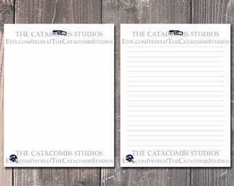 Seattle Seahawks: NFL Printable Paper & Writing Paper