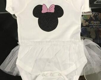 Disney Minnie Mouse Onesie
