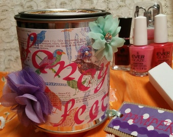 Pedicure gift for teenagers or adults