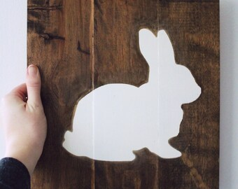 Easter Holiday Home Sign