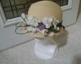 Hat for Spring