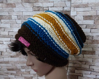 Sloutch Beanie knitted