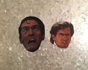 Evil Dead Ash Williams Magnets