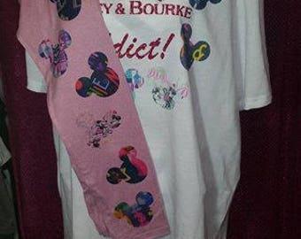 Disney Dooney & Bourke Addict Outfit