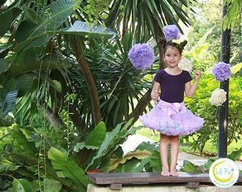 Ballet dress, Fluffy Pettiskirt, Tutu Skirt for baby, Birthday Outfit