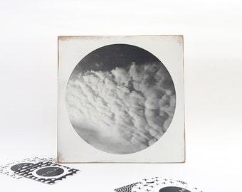 "KUSUMI ""Sky & clouds 05"" 15x15cm"