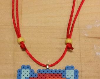 My Little Pony Rainbow Dash Necklace