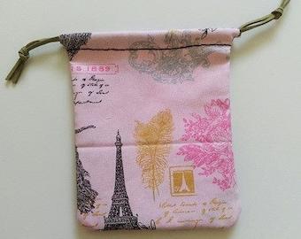 Pretty In Paris Cleansing Tarot Deck Bag