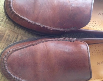 Cole Haan Shoes Country Loafers; Leather; Rubberized Sole; Shoes; 8B women's US
